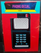 Cell Phone Decal Old-Fashioned Cell with Antenna Retro Peel & Stick Removable