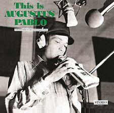 Augustus Pablo-This Is Augustus Pablo CD NEUF