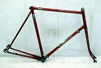 1981 Panasonic Sport 500 Touring Road Bike Frame 64cm XX-Large Steel USA Charity
