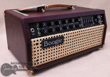 Mesa Boogie Mark V:35 Head in Wine Taurus with Wicker Grille and Tan Corners