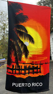 Puerto Rico  - Beach Towel