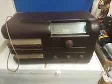 More details for vintage valve radio