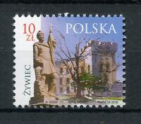 Poland 2018 MNH Zywiec City 1v Set Statues Architecture Tourism Stamps