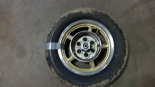 1986 Yamaha Virago XV1100 XV 1100 Y472-1. rear wheel rim 15in