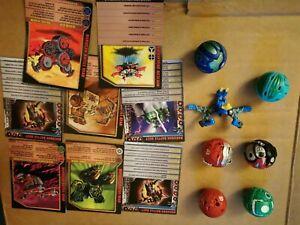 Bakugan bundle and cards mixed joblot (3)