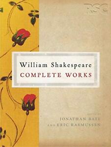 The RSC Shakespeare: The Complete Works by William Shakespeare Paperback Book