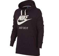 Nike Rally Hoodie Gym Vintage Long Sleeve Sweatshirt NWT Exploded Logo Futura