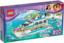 LEGO Friends 41015 dolphin cruiser BNIB sea minifigure boat ship sale jet ski
