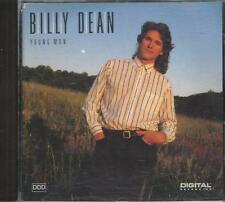 Music CD Billy Dean Young Man