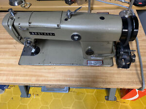 BROTHER DB2 B790 3 Industrial Sewing Machine On Table PICKUP ONLY