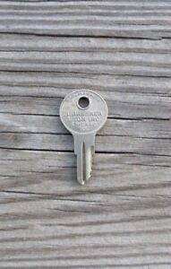 Antique Yale  Brass Key  SL54 For Dressner  Trunk  Luggage?  Suitcase SL 54