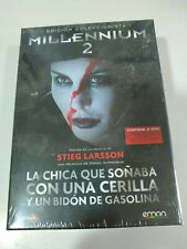 Millennium 2 the Girl that I Dreamed Matchboxes DVD Ed Collector Larsson - Am