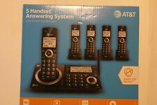 AT&T CL83519 5 Handset Answering System Cordless Telephones BRAND NEW SEALED