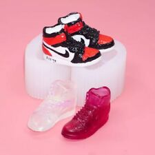 AJ Nike shoes silicone mold,Silicone resin mould, pendant molds, UV resin mold