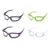 Kitchen Slicing Eye Protection Glasses Workplace Safety Windproof Anti-sand  od