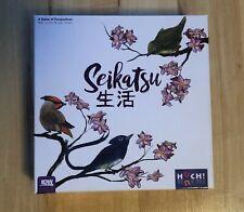 Seikatsu - Brettspiel von HUCH! - ungespielt, neuwertig, ohne Anleitung