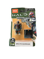 NEW MEGA CONSTRUX HALO INFINITE  SERIES 12 BRUTE WARRIOR Gnb20