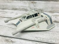 2010 Hasbro Star Wars Luke Skywalker's Rebel Armoured Snowspeeder Vehicle