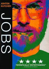 Jobs (DVD) Steve CEO of Apple Mac - Entrepreneur Businessman, Designer - Used