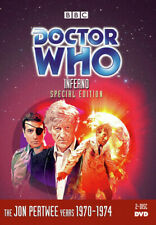 Doctor Who: Inferno (Special Edition) Dvd