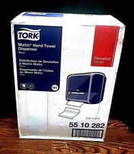 Brand New Tork Matic Hand Automatic Towel Dispenser 5510282 Elevation Design