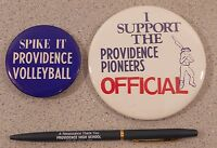 Providence High School pin pen Pinback Clarksville Indiana IN Ind