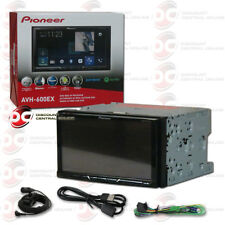 "PIONEER AVH-600EX 7"" 2DIN TOUCHSCREEN CAR CD DVD STEREO BLUETOOTH & PANDORA"