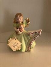Vintage Josef Originals Birthday Girl Angel #7