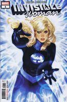 Invisible Woman #1 2019 Marvel Comics