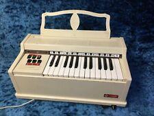 Vintage Ge Youth Electronics Organ - General Electric - N3800 - Fast Free Ship!