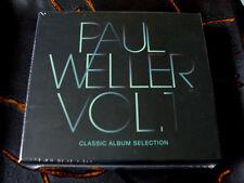 CD Box Set: Paul Weller Vol 1 Classic Album Selection : 5 CDs  Sealed