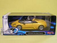 Lamborghini Murcielago Yellow Yellow Maisto 1/18 Scale Model Car From Japan