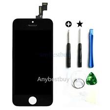OEM For iPhone 5C  Black Touch Digitizer Glass LCD Screen Display Assembly