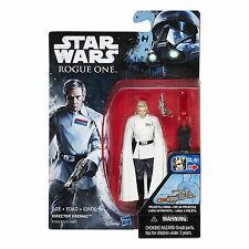 STAR WARS NEW ROGUE ONE WAVE 2 DIRECTOR KRENNIC MOC CARDED ACTION FIGURE RO R1