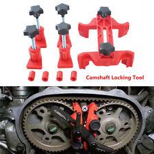Universal Auto Car Dual Cam Clamp Camshaft Timing Sprocket Gear Locking Tool Kit