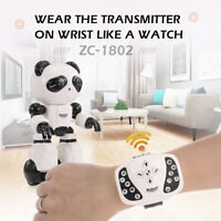 Smart RC Robot Toys for Kids LED Intelligent Interactive Music Dance Gifts