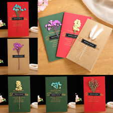 1pcs PostCards Greeting Card 3D Pop Up Handmade Invitation Decoration Wedding