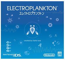 Used Nintendo DS ELECTROPLANKTON Import Japan