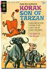 KORAK SON OF TARZAN 37 VF 8.0 Gold Key Comics 1970 Gaylord DuiBois Dan Spiegle
