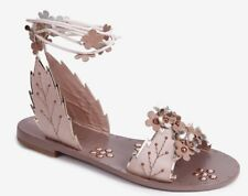 c8def819c4abde Ivy Kirzhner Gardenia leather sandals Women s size 8.5 Us Euro 39 Display