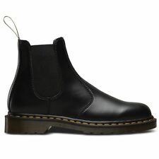 Dr. Martens BOOTS 2976 Vegan Chelsea Boat 21456001 Black Ladies' 36 - 43 UK 5