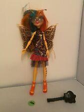 Monster High doll Toralei Stripe series Garden Ghouls