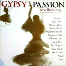 Gypsy Passion - New Flamenco  - CD, VG