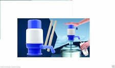 Hand Press Manual Pump Dispenser For Bottled Drinking Water