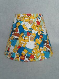 The Simpsons Lamp Shade