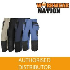 Snickers Workwear Regular Size Trousers for Men