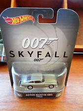 Hot Wheels 2016 Retro Case A 007 Skyfall - Aston Martin DB5 1963 (A+/A)