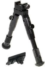 Utg Picatinny & Swivel Stud Mount Rubber Stand Shooter's Bipod