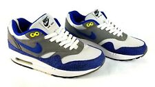 Nike Men's 2009 Air Max 1 Safari Hyper Blue Shoes DS RARE!! [308866-142], Size 7