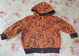 Dolce /& Gabbana Baby Sweatjacke antrazit Kapuzenpullover Hoodie Jacke NP €175